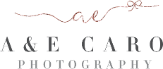 A&E Caro Photography logo